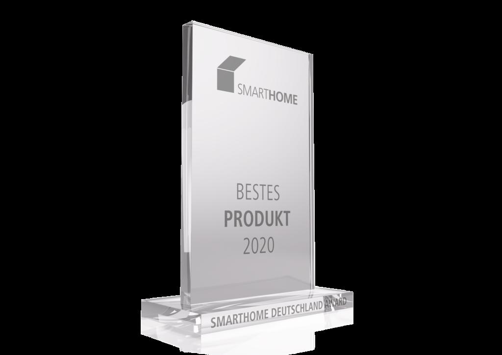 SmartHome Award Deutschland 2020 für mediola