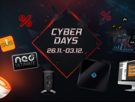 Cyberdays-Aktion