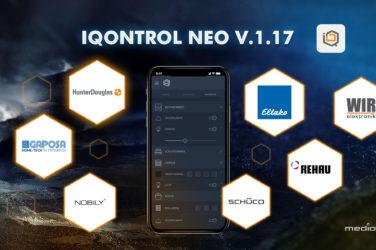 IQONTROL NEO Release 1.17