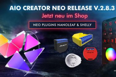 AIO CREATOR NEO Release 2.8.3